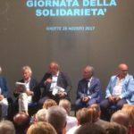 """Grotte, il funzionario ONU Andrea Angeli: """"mai smettere di lavorare per la pace"""""""