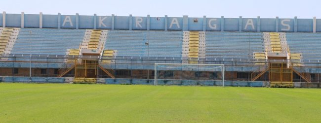 Sicula Leonzio-Akragas, prevendita biglietti domenica all'Esseneto