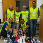 Agrigento, polizia municipale in azione: sequestrata merce contraffatta