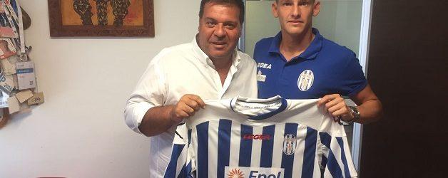 Marco Saitta è un giocatore dell'Akragas: il difensore arriva dal Messina