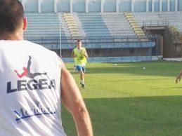 Akragas, primo allenamento settimanale in vista del Matera