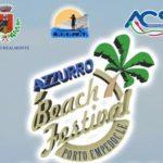 """Porto Empedocle: mare, sport e solidarietà si incontrano per il primo """"Azzurro Beach Festival"""""""