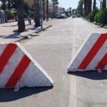 San Leone, posti blocchi di cemento: intensificate le misure antiterrorismo