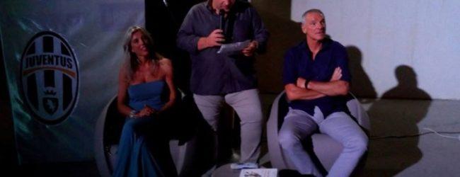 """A Favara l'ex campione della Juventus Sergio Brio presenta il libro """"L'Ultimo Stopper"""" – VIDEO"""