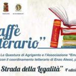 """San Leone, al Caffè Letterario """"Sulla Strada della Legalità"""" il poeta Francesco Setticasi e lo scrittore Giuseppe Iacolino"""