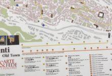 """Agrigento, nuove mappe turistiche: maggiore """"comfort"""" per raggiungere i siti agrigentini"""