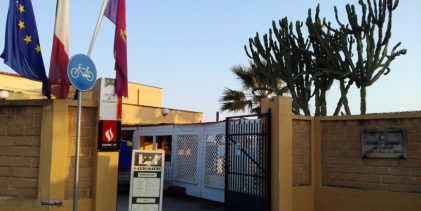 Agrigento, nuovi servizi al Centro Balneare della Polizia di Stato a San Leone