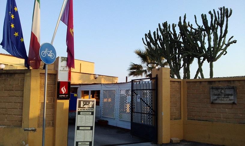 Centro balneare Polizia San Leone