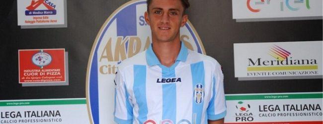 Akragas, Danilo Greco torna ad indossare la maglia biancoazzurra