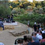 """""""Musica e Sapori al tramonto"""", il Giardino della Kolymbethra """"incanta"""" il pubblico – VIDEO"""