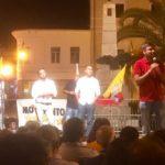 Il M5S fa tappa a Favara con il tour #atuttasicilia: presenti Di Maio e Di Battista – FOTO