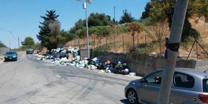 Licata, ordinanza per la rimozione dei rifiuti giacenti sul territorio comunale