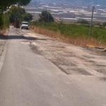 Campobello di Licata, viabilità: iniziati i lavori di manutenzione straordinaria sulla SP 67