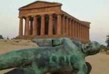 L'Iliade all'alba al Tempio della Concordia