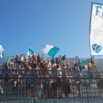 Akragas, doppia seduta allo stadio Esseneto: cori e applausi dai tifosi