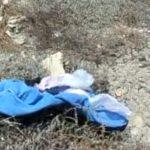 """Agrigento: possibile sbarco a Punta Bianca, diversi gli """"indizi"""" abbandonati sulla spiaggia"""
