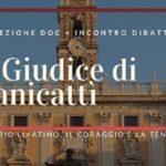 """A Roma si proietta il documentario """"Il Giudice di Canicattì, Rosario Livatino, il coraggio e la tenacia"""""""