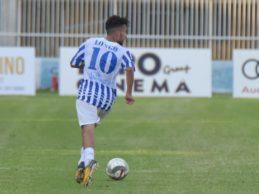 """Ci pensa Longo, l'Akragas espugna il """"Pinto"""": contro la Casertana è 0-1"""