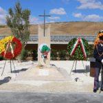 """Rosario Livatino, commemorato il """"giudice ragazzino"""": ricollocata la stele – FOTO E VIDEO"""