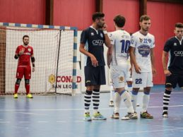 Prova di forza dell'Akragas Futsal, contro il Monreale Calcio a 5 finisce 11 a 1 – FOTO