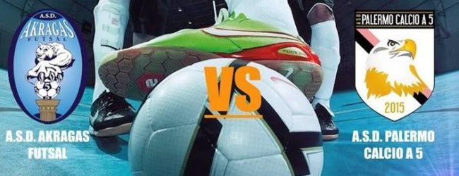 Akragas Futsal alla prova Palermo: vincere per continuare l'avventura in Coppa Italia