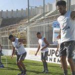 Akragas, primo allenamento in vista della Casertana