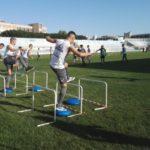Akragas, nuovo allenamento a Fontanelle: venerdì la sfida contro il Matera