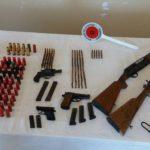 Armi e munizioni tra Naro e Palma di Montechiaro: blitz dei Carabinieri