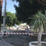 San Leone, si staccano i cavi della videosorveglianza: transennata area del Piazzale Giglia – FOTO