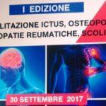 A Licata un Corso sulla riabilitazione da Ictus, osteoporosi, artropatiche reumatiche e scoliosi
