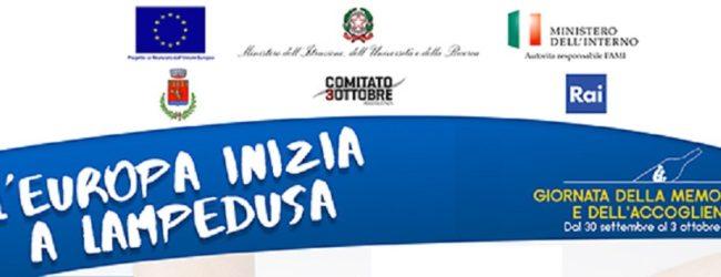 """""""L'Europa inizia a Lampedusa"""", dall'Italia e dall'Europa 200 studentesse e studenti con il Presidente Grasso e la Ministra Fedeli"""