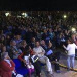 """Ribera, Anna Tatangelo incanta il pubblico del """"Pizza Fest"""""""