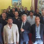 Il Questore Auriemma in visita a Licata: incontro con il personale addetto alla sicurezza per gli interventi di demolizione