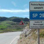 Agrigento, ancora interventi sulle Strade Provinciali dopo le piogge dei giorni scorsi
