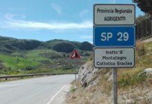 Nuovo decreto di finanziamento per la S.P. 20 Stazione di Acquaviva–Casteltermini–San Biagio Platani