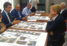 Urban center: gli Architetti presentano il progetto al sindaco Firetto