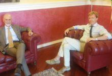 Pronto Soccorso di Agrigento, Firetto incontra Venuti (Asp)