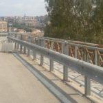 Agrigento, chiuso momentaneamente il Viadotto Imera: disagi alla viabilità