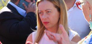 """Viadotto Petrusa, Giorgia Meloni da Agrigento si rivolge al ministro Delrio: """"chiedi all'Anas di ricostruire il Ponte"""" – VIDEO"""