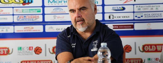 """Fortitudo Agrigento, coach Franco Ciani a tutto """"campo"""" sul """"Corriere dello Sport"""""""