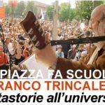 Università di Messina, al Dicam i professori Geraci e Pira conducono conferenza-recital con il cantastorie Franco Trincale