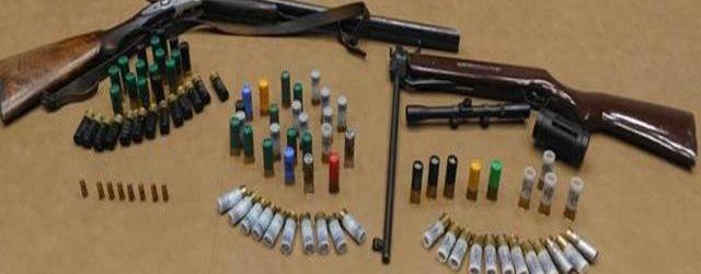 Armi illegali pronte a sparare nascoste nell'agrigentino: in manette un favarese