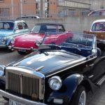 """Il """"Giro di Sicilia"""" fa tappa a Porto Empedocle: auto storiche per rivivere il vecchio percorso voluto da Vincenzo Florio"""