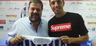 Akragas, ritorna in biancazzurro Fabrizio Bramati: continua la preparazione in vista della Juve Stabia