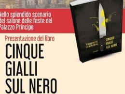 """Aragona, Domenico Seminerio presenta il suo libro """"Cinque gialli sul nero"""""""