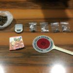 Licata, sorpreso con dosi di droga nei giardini della Villa Comunale: arrestato un 61enne