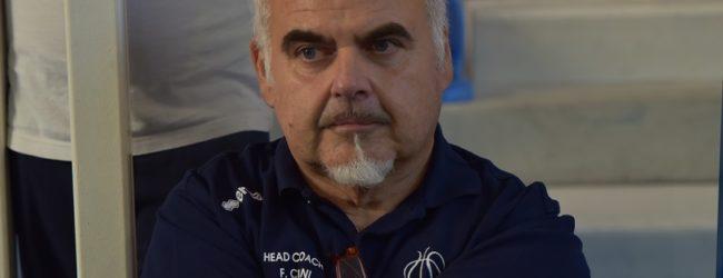 """La Fortitudo Agrigento con la testa a Latina, Ciani: """"squadra di grande fisicità"""""""