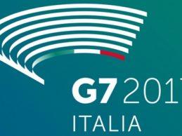 I Commissari europei Avramopoulos e King al G7 di Ischia