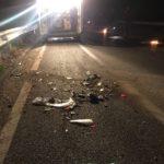 """Agrigento, incidente sulla statale 115: una """"pista"""" per rintracciare l'auto pirata"""