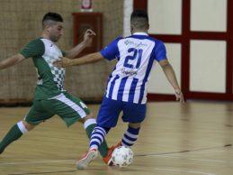 """Primo """"stop"""" stagionale per l'Akragas Futsal in Coppa Italia: contro la Mabbonath è 5-3 – FOTO"""